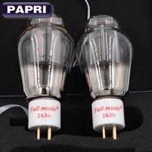 PAPRI Lot/2PCS  TJ Fullmusic 2A3/C vacuum tube  AMP Tube Carbon Plate,factory