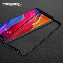 wangcangli tempered glass for xiaomi mi 8 8se screen protector Protective on mi8 8SE