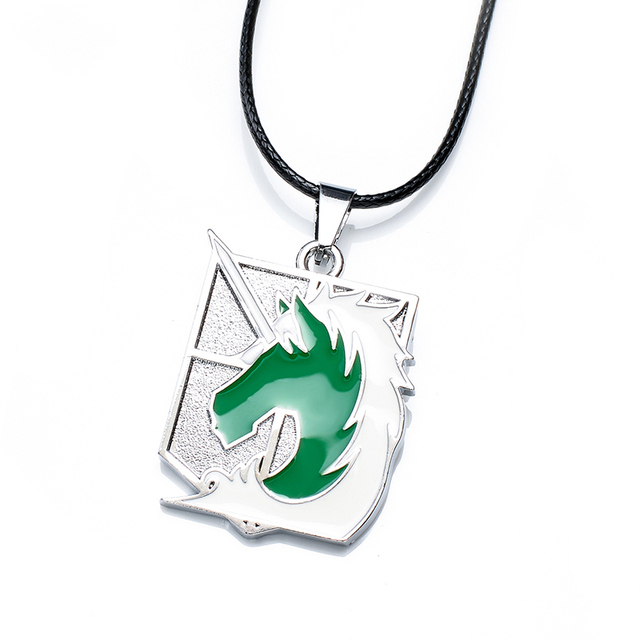 Attack On Titan Emblem Necklaces (4 Styles)