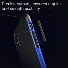 Baseus Bumper Case For iPhone X
