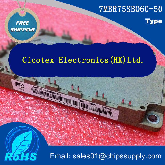 7MBR75SB060-50 Module IGBT 600 V 75A PIM7MBR75SB060-50 Module IGBT 600 V 75A PIM