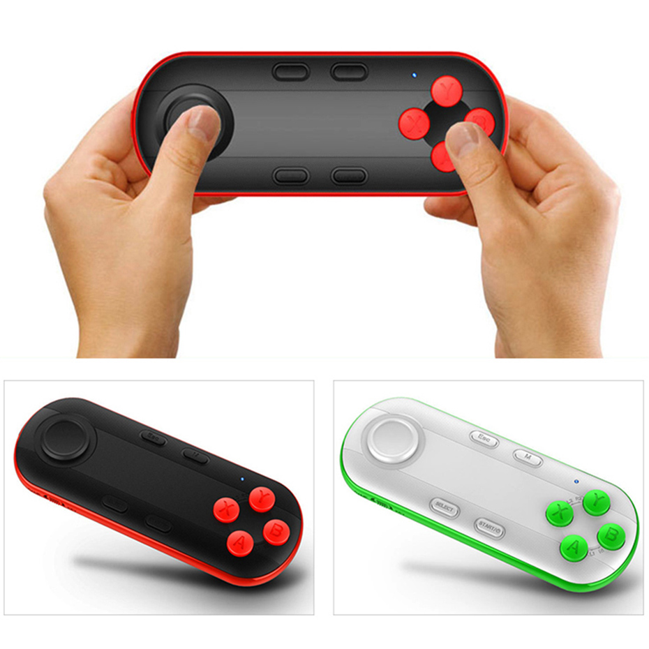 Mocute Android Gamepad Joystick Bluetooth Remote VR Controller VR Game Pad  Wireless Joypad for PC Smartphone for VR BOX PC Phone