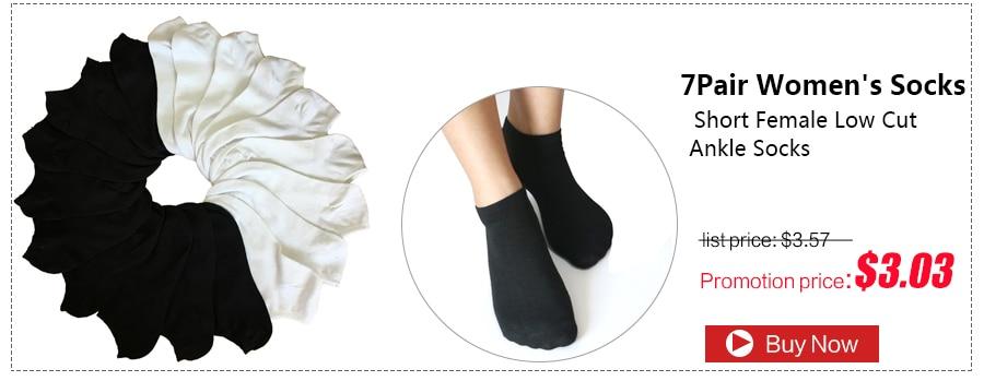 5 Paires 5 Couleurs Homme Chaussettes Thermique Casual Coton