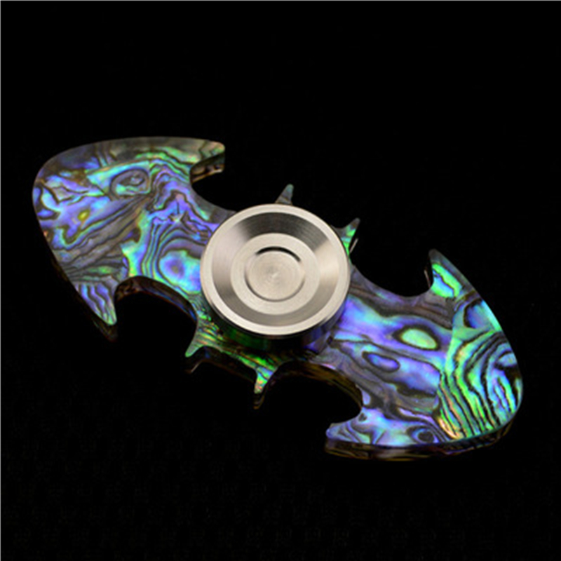 Fidget Spinner Hand Spinner Focus ADHD Autism Finger Gyro Desk Anxiety Stress Relief Novelty Fun Toys