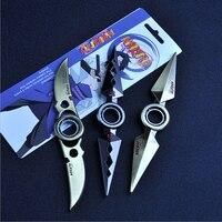 Fidget Finger Spinner Fidget Finger Darts Naruto Kunai Batman Darts Metal Batman Hand Spinner Cosplay Rotatable