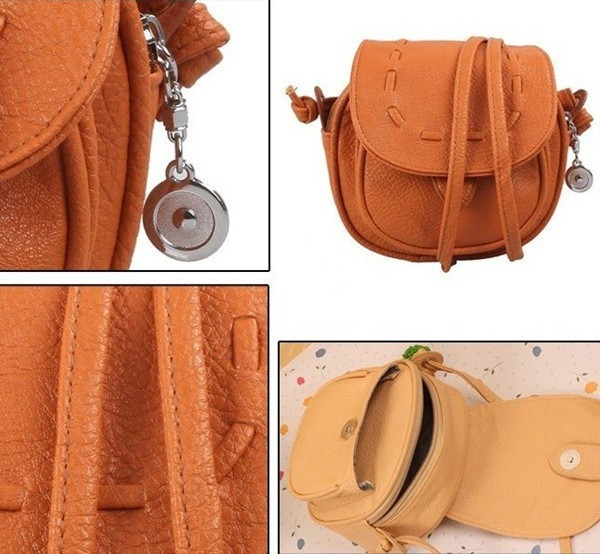 Korea S Handmade Musette Drum Leather Bag Pattern Small Shoulder Messenger Handbag Free Shipping F1274 In Bags From Luggage On
