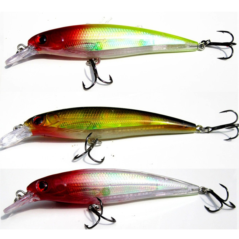 Hot sale top grade classic minnow sirajiong wobbler mighty for Bass fishing lures for sale