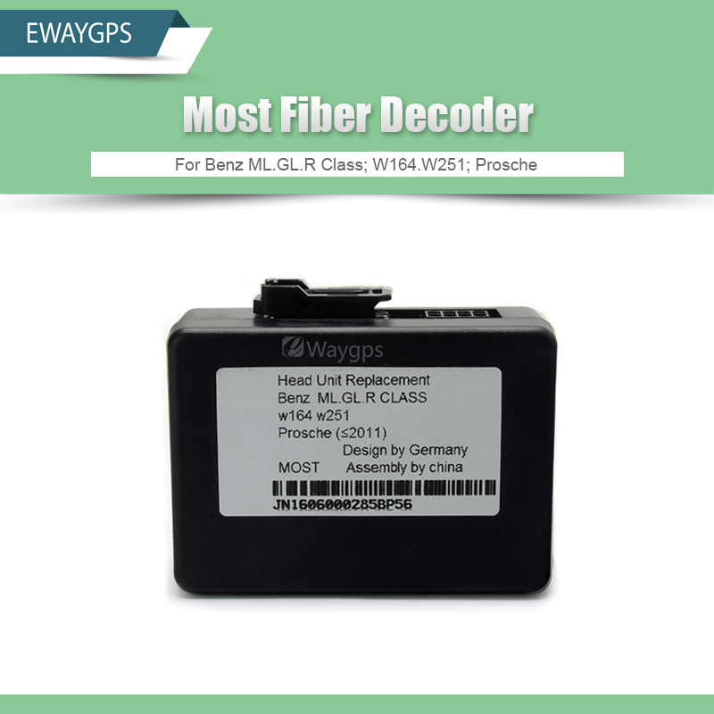 Most Fiber Decoder For Benz ML.GL.R Class;W164.W251; For Prosche