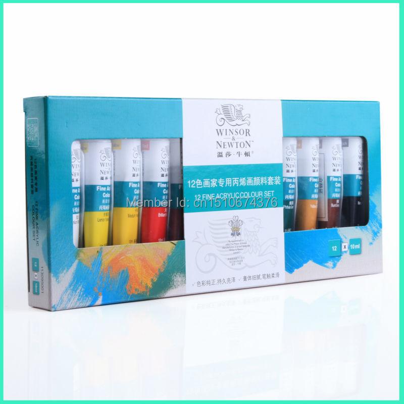 Hot Sale 12 Barvy Nail Art Tipy Paint Tube Pigment Kreslení - Manikúra