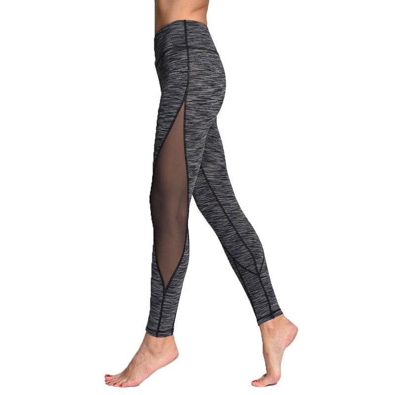 Leggings For Women Yoga Compression Pants Women Sports Gym Tights Woman Sportswear Leggings Sports Fitness Slim Mesh Yoga Pants