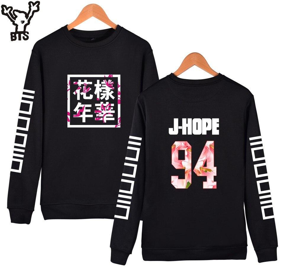 SMZY Capless Sweatshirt Women Korean Popular Bangtan Hip Hop Sweatshirt Women Cotton Fashion Casual Winter Idol Khaki Pop Clothe