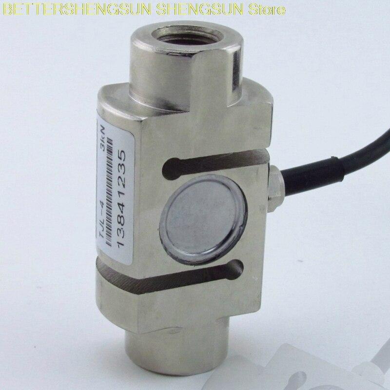 Бесплатная доставка крюк для взвешивания Весы, колонка, датчик давления, датчик взвешивания TJL 4 100 кг 20 T