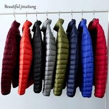 Фотография Women Down Jackets Winter Women Jackets 90% White Duck Down Ultra Light Winter Down Coats Outwear