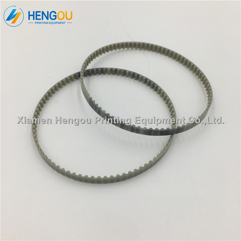 5 Pieces Free Shipping G2 072 087 Toothed Belt for SM52 Printing Machine Parts 80 Teeth