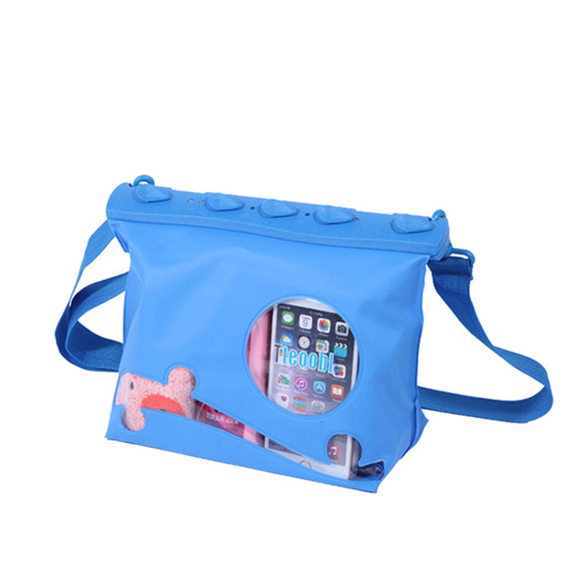 2018 New Waterproof Swimming Storage Beach Bag For Women Pvc Transpa Letter Printing Plastic Pouch Bath