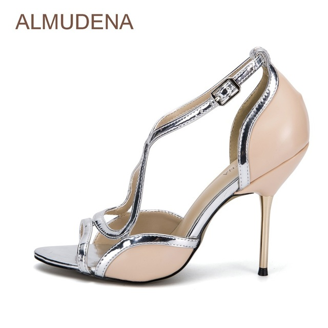 Pumps Metal Thin High Heel Daily Shoes
