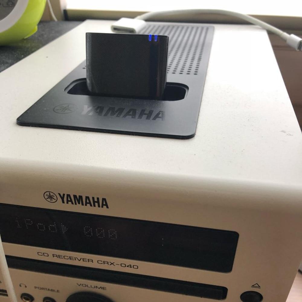 Bluetooth 4.2 Aptx LL Low Latency 30 Pin Audio Adapter Wireless Music Receiver For Yamaha TSX130 TSX70 PDX13 CRX-040 Speaker