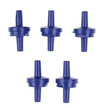 5 шт./компл. воздушный насос обратный клапан в одну сторону невозвратный клапан аквариум воздушного насоса воды
