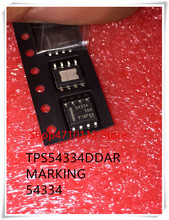 NEW 10PCS/LOT TPS54334DDAR TPS54334 MARKING 54334 HSOP-8 IC