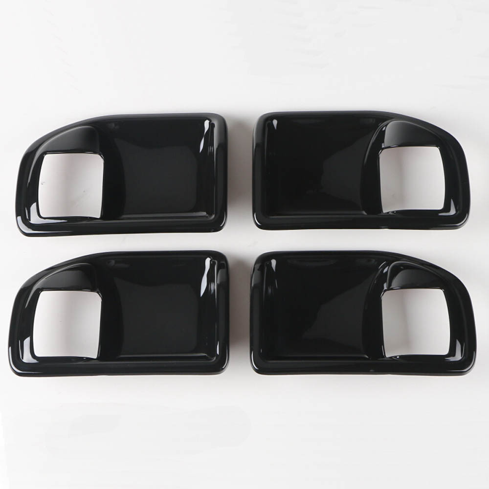 Inside Door Handle Bowl Wrist Decorative Protective Cover Sticker Trim For  Jeep Wrangler Compass Patriot Interior Accessories In Car Stickers From ...