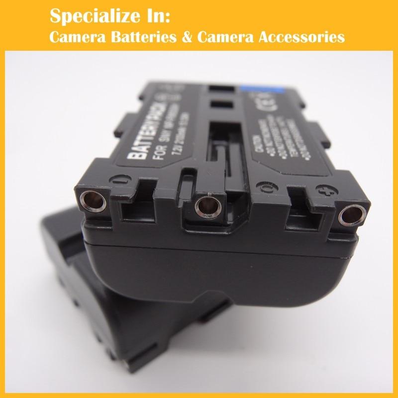 Camera battery NP-FM500H for sony A350 A550 A580 A900 A99 A77 A65 A57 цена и фото