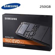 Samsung 960 EVO 250 GB NVMe NVMe MZ-V6E250BW 960 evo M.2 SSD ssd dysk twardy SSD PCIe 3.0×4, NVMe 1.2