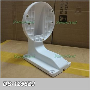 Plastikowy DS-1258ZJ wewnętrzny uchwyt ścienny stojak na kamery kopułkowe Hik tanie i dobre opinie yanunited Plastic White 221x90x172mm 150g