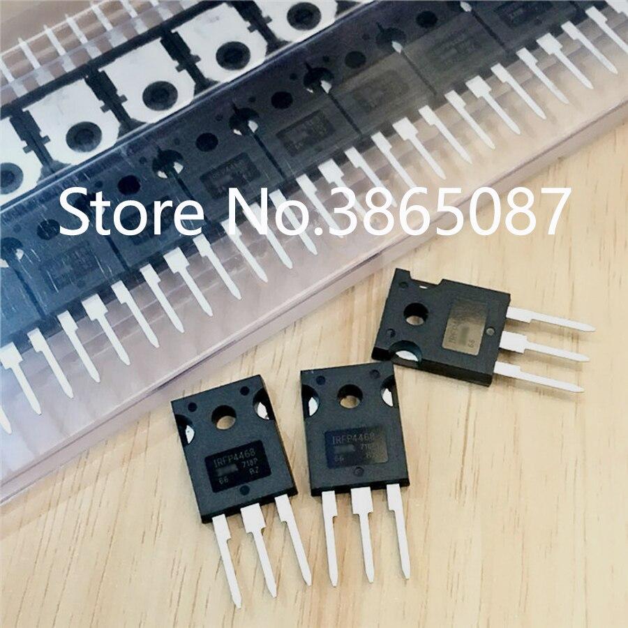 IRFP4468 IRFP4468PBF OM 247 TO 247AC N CHANNEL SI POWER MOSFET TRANSISTOR MOS FET TUBE 50 stks/partij NIEUWE-in Stekkers en snoeren van Consumentenelektronica op  Groep 1