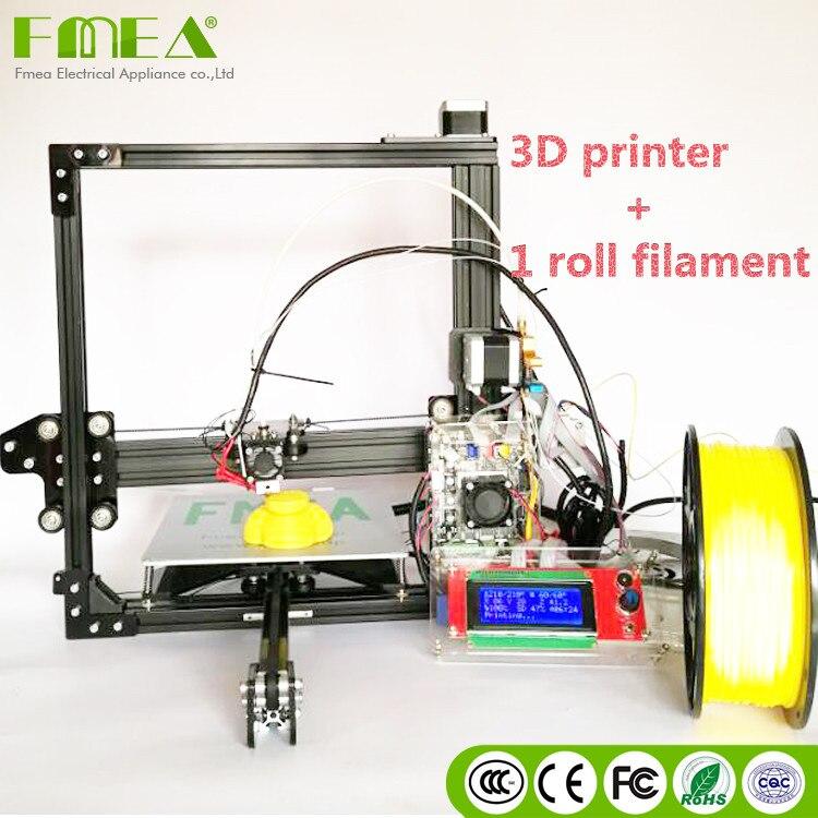 Fmea 3d imprimante métal Chine Multifonction pas cher prix Haute Précision 3D imprimante, 3d machine d'impression