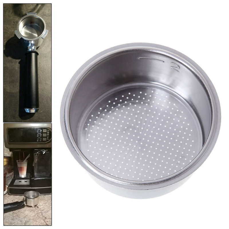 New Arrival Durable Quality Stainless Steel Non Pressurized Coffee Filter Basket