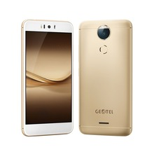 GEOTEL AMIGO 4G LTE Android 7.0 Teléfono Móvil 3 GB RAM + 32 GB ROM MTK6753 Octa Core 5.2 pulgadas huella digital Cámara 13MP 3000 mAh Teléfono Inteligente