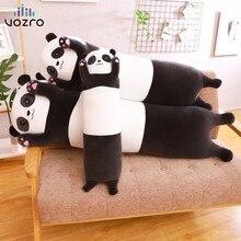 VOZRO Cartoon Panda Coussin Chat Enfant Cojines Decorativos Cushion Almofadas Para Sofa Decorative Throw Pillows Overwatch Cat