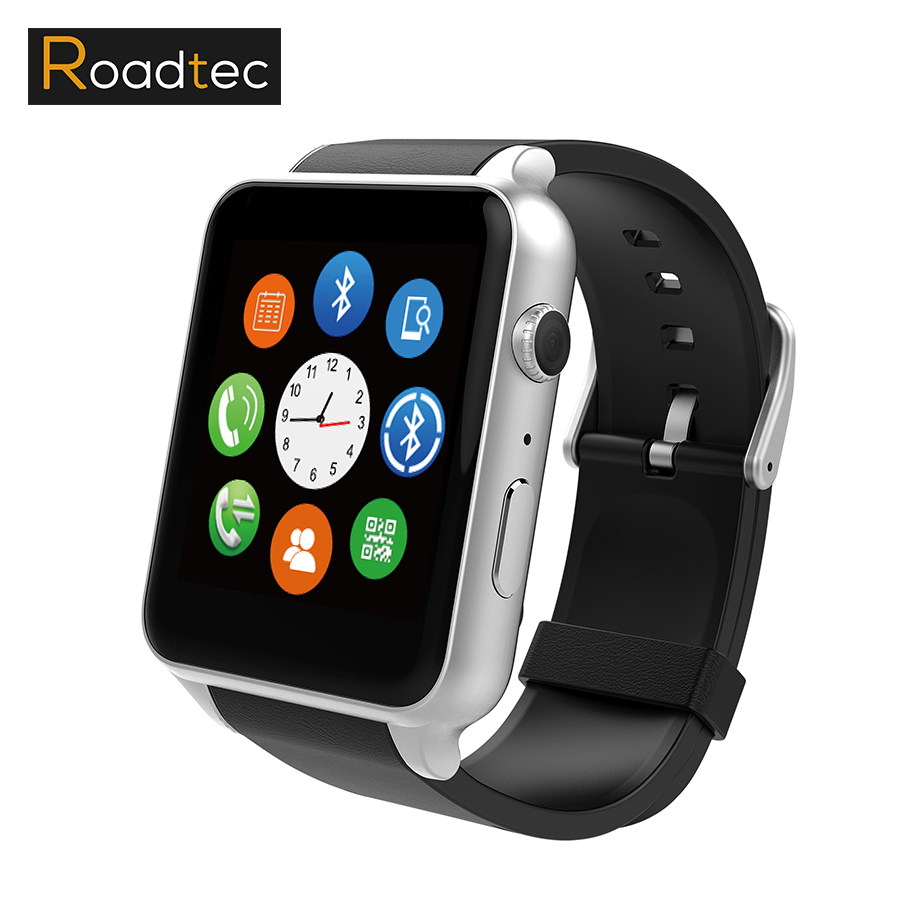 ROADTEC smart watches men heart rate monitor connect android watch french smartwatch support sim card TF card watch with camera huiniu q1 pro 4g smart watch android 6 0 gps 720mah camera smartwatch phone heart rate monitor sim card support wifi wristwatch