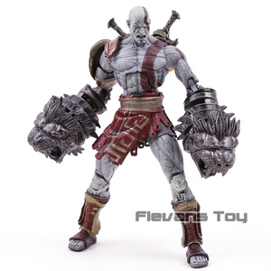 Image 5 - NECA figura de acción de Dios de la guerra, fantasma de Esparta Kratos, juguete de modelos coleccionables en PVC, regalo en caja