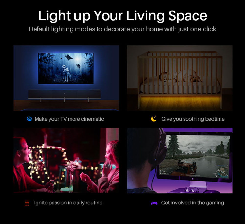 SONOFF L1 Smart LED Light Strip (6)