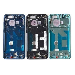 """Image 5 - M & Sen 5.15 """"Cho Huawei Honor 9 Honor9 Trước Ốp Viền Khung/Trung Khung Nhà Ở Với Bên Phím dành Cho Huawei Honor 9 Giữa Khung"""