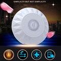 Nouvelle balayeuse automatique en forme de diamant Mini Robot aspirateur intelligent HY99 DC17|Personnels Produits D'Entretien Appareil Accessoires| |  -