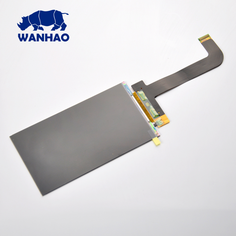 Original WANHAO 3D Printer Spare Parts Wanhao D7 LCD Display цена