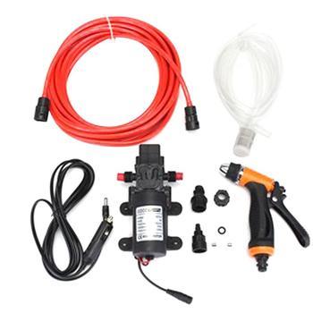 VORCOOL 12 V 100 W arandela Portable del coche eléctrico potente bomba de agua de alta presión limpiador Coche