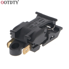 OOTDTY Электрический чайник переключатель Термостат Контроль температуры XE-3 JB-01E 13A