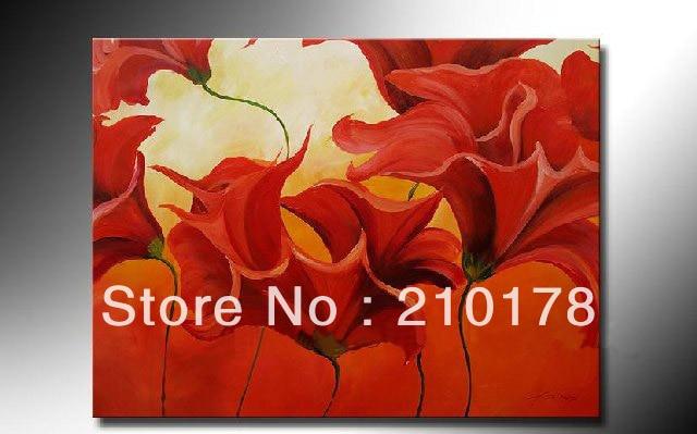 ✓olieverf handgemaakte olieverfschilderij moderne best art