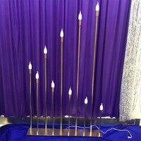 L11 new dragon ball 5 head 10 starlight road lantern wedding props decorative items row lights wedding