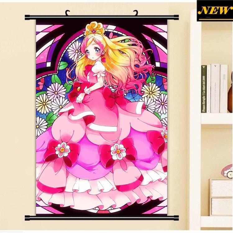 Princesse Baguette Sweetie toile imprimée tissu Feuille A4 Cheveux Nœud Making Design 10