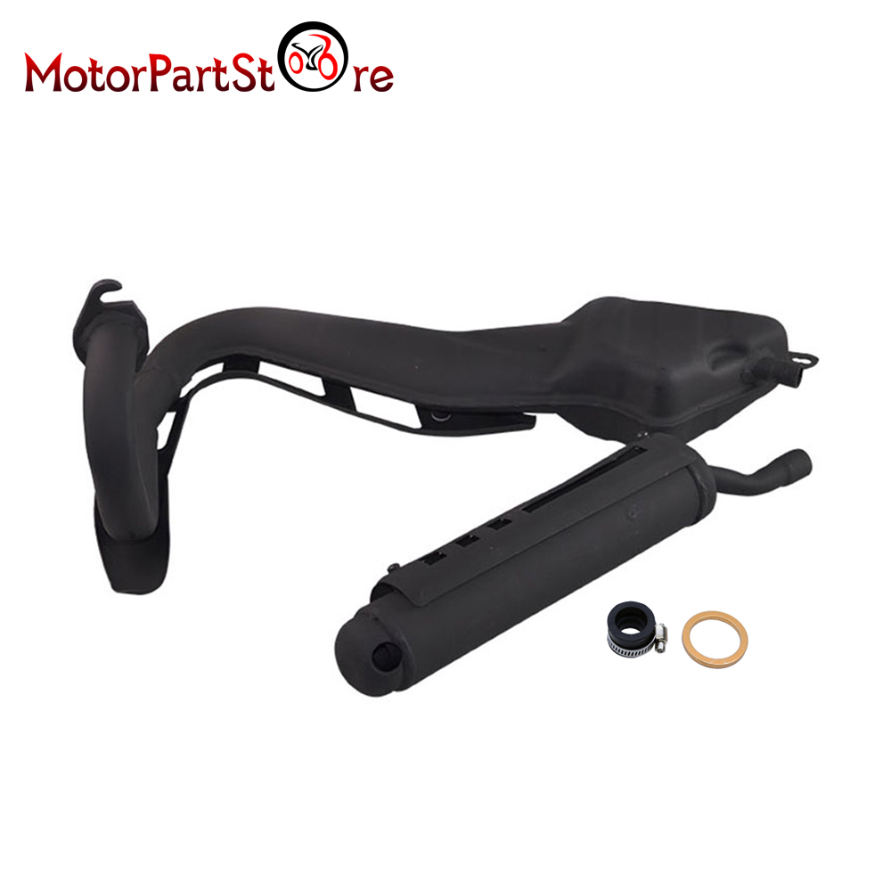 MUFFLER EXHAUST PIPE for YAMAHA PY80 PY 80 PW80 PW 80  80cc NEW  3e