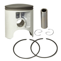 Motorcycle Engine Parts 60 Cylinder Bore Size 67mm Pistons Rings Kit For HONDA CR250 CR 250