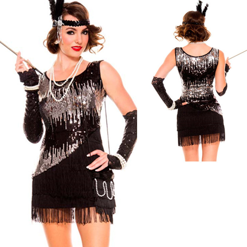Popular Great Gatsby Style Dresses Ireland  Boots For Women  New Fashion