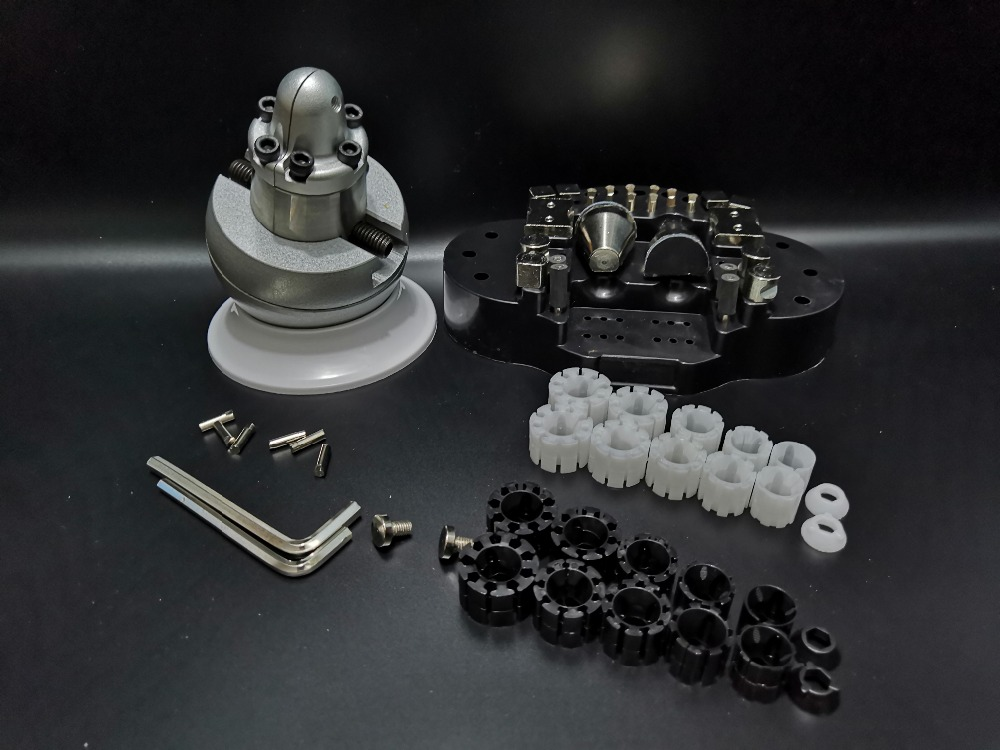 Jewelry Tools GRS Engraving Ball Vise With Accessory Set Ring Stone Setting Standard Block GEMSTONE SETTING BALL