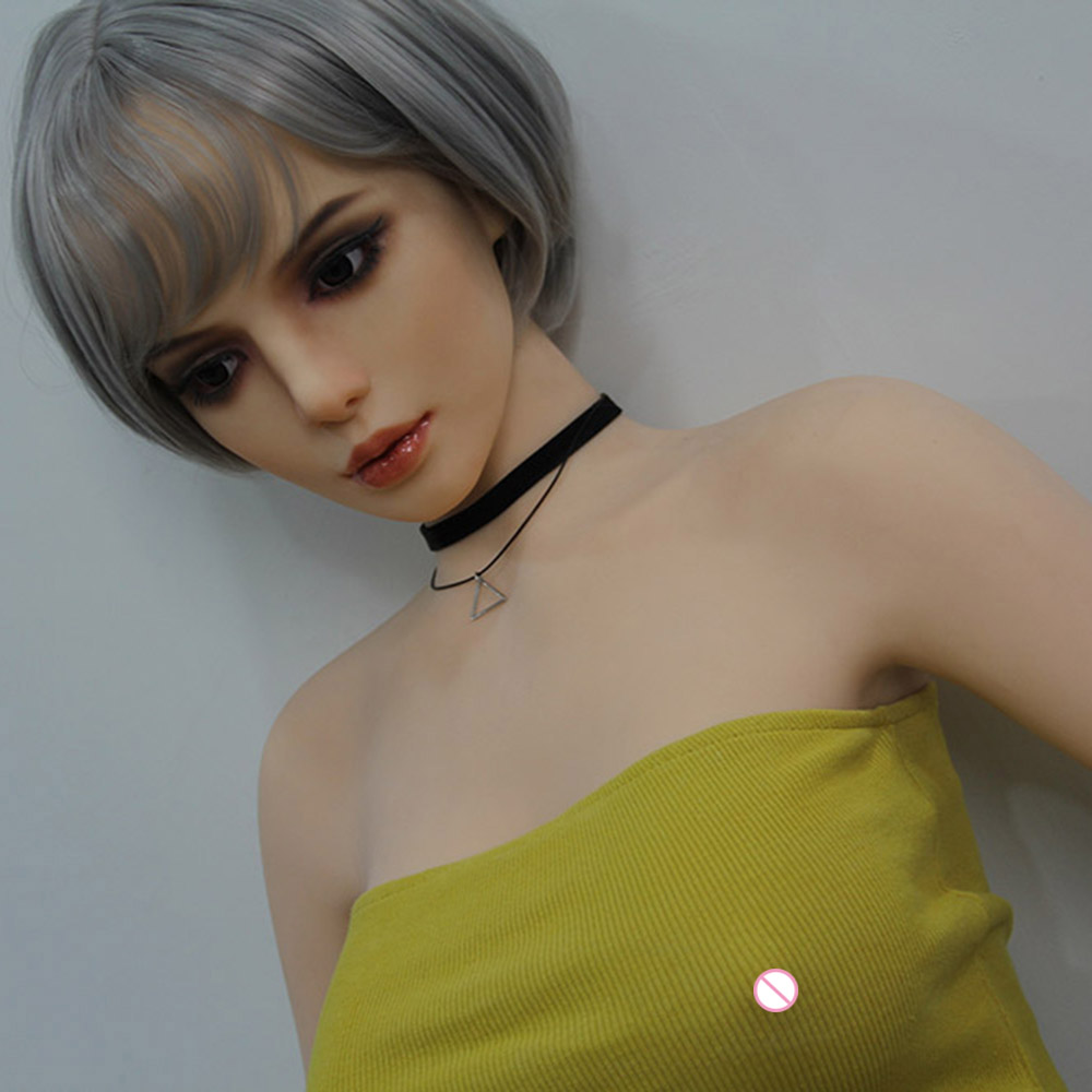 170cm Lifelike Realistic Solid Silicone Sex Doll Big Breast Masturbator Realistic Vagina Sexy Toys for Men Love Doll