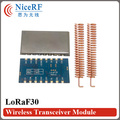 4pcs/lot  Lora1278F30 1W 6-8km Long Distance and High Sensitivity (-120 dBm) 433MHz  Wireless RF Module