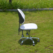 Rotated Tattoo Chair Lifted Haircut and Cosmetology Stool Adjustable Saddle-shaped Seat Manicure Chair Slidable Salon Furniture(China)